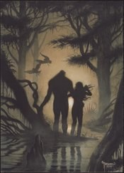 Absolute Swamp Thing By Alan Moore Hc Vol 03 (Mr)
