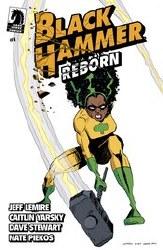 Black Hammer Reborn #1 Cvr B Lemire