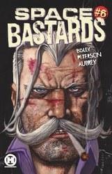Space Bastards #6 (Mr)