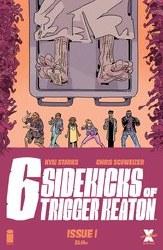 Six Sidekicks Of Trigger Keaton #1 Cvr A Schweizer (Mr)