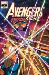 Avengers Mech Strike #4 (Of 5) Ron Lim Var