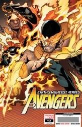 Avengers #43 2nd Ptg Garron Var