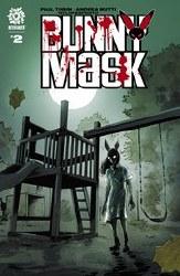 Bunny Mask #2