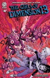 Girls Of Dimension 13 #4