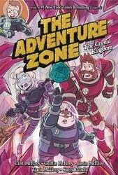 Adventure Zone Hc Gn Vol 04 Crystal Kingdom (C: 1-1-0)