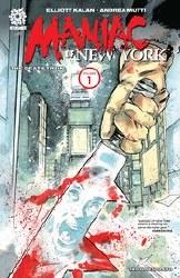 Maniac Of New York Tp Vol 01 Death Train (C: 0-1-0)