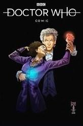 Doctor Who Missy #4 Cvr A Shedd