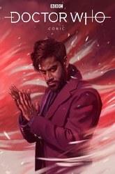 Doctor Who Missy #4 Cvr C Caranfa