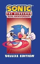Sonic The Hedgehog 30th Anniv Celebration Hc (C: 1-1-1)