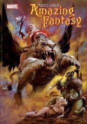 Amazing Fantasy #1 (Of 5)