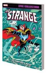 Doctor Strange Epic Collection Tp Vampiric Verses