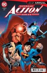 Action Comics 2021 Annual #1 Cvr A Godlewski
