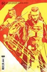 Action Comics 2021 Annual #1 Cvr B De Landro