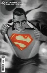 Action Comics #1032 Cvr B Cardstock Tedesco Var