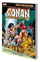 Conan Orig Marvel Yrs Epic Coll Tp Curse Golden Skull