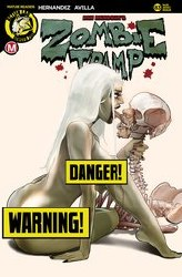 Zombie Tramp Ongoing #83 Cvr D Akande Risque (Mr)