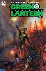 Green Lantern Season 2 Hc Vol 02