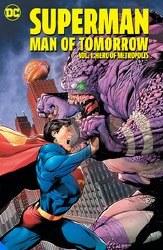 Superman Man Of Tomorrow Tp