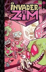 Invader Zim Hc Vol 05 Dlx Ed