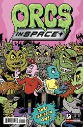 Orcs In Space 2 In 1 Cvr A Vigneault