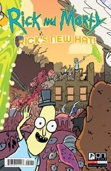 Rick And Morty Presents Hotel Immortal #1 Cvr B Murphy (Mr)
