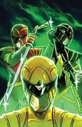 Go Go Power Rangers Tp Vol 09 (C: 1-1-2)