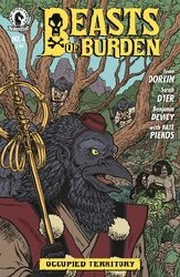 Beasts Of Burden Occupied Territory #4 (Of 4) Cvr B Dorkin &