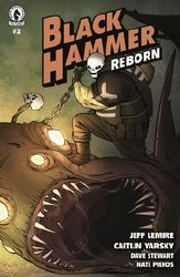 Black Hammer Reborn #2 Cvr A Yarsky