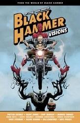 Black Hammer Visions Hc Vol 01 (C: 0-1-2)