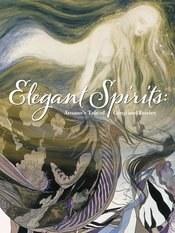 Elegant Spirits Amanos Tale Of Genji & Fairies Hc (C: 0-1-2)