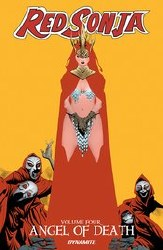 Red Sonja (2019) Tp Vol 04 Angel Of Death