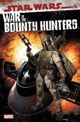 Df Star Wars War Of Bounty Hunters #1 Soule Sgn (C: 0-1-2)