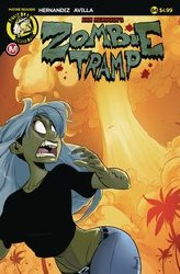 Zombie Tramp Ongoing #84 Cvr A Maccagni (Mr)