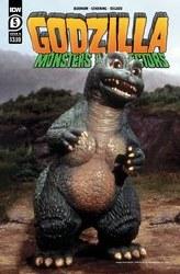 Godzilla Monsters & Protectors #5 (Of 5) Cvr B Photo Cvr