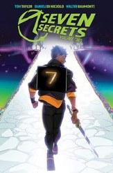 Seven Secrets Tp Vol 02 (C: 0-1-2)