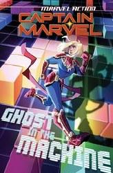 Marvel Action Captain Marvel Tp Vol 03 Ghost In Machine (C: