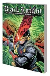 Black Knight Curse Ebony Blade Tp