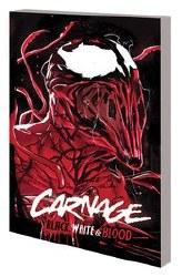 Carnage Black White Blood Treasury Edition Tp