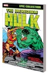 Incredible Hulk Epic Collection Tp Crisis Counter-Earth