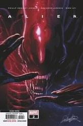 Alien #2 2nd Ptg Var