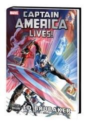 Captain America Lives Omnibus Hc Alex Ross Cvr New Ptg
