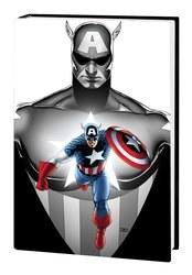 Captain America Lives Omnibus Hc Cassaday Dm Var New Ptg