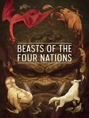 Beasts Of 4 Nations Creatures From Avatar Hc (C: 1-1-2)
