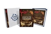 Beasts Of 4 Nations Creatures From Avatar Dlx Hc (C: 1-1-2)