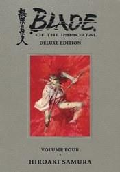 Blade Of Immortal Dlx Ed Hc Vol 04 (Mr) (C: 1-1-2)