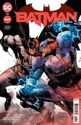 Batman #110 Cvr A Jimenez