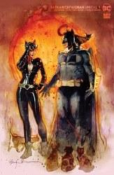Batman Catwoman Special #1 Cvr C Sienkiewicz Var