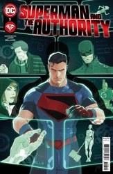 Superman & Authority #1 Cvr A Janin