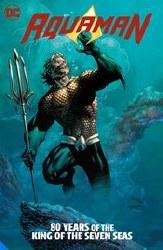 Aquaman 80 Years King Dlx Ed Hc