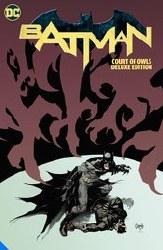 Batman Court Of Owls Dlx Ed Hc